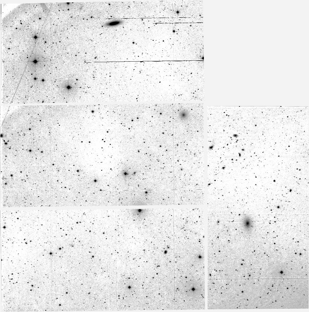 10311 X 10432 pixel CoaddedRegriddedFrame